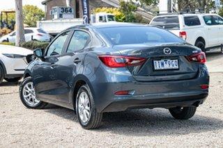 2016 Mazda 2 DJ2HAA Maxx SKYACTIV-Drive Grey 6 Speed Sports Automatic Hatchback.