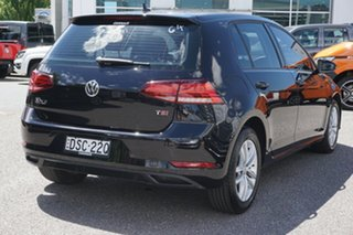 2018 Volkswagen Golf 7.5 MY18 110TSI Deep Black 6 Speed Manual Hatchback