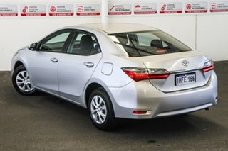 2019 Toyota Corolla ZRE172R Ascent S-CVT Silver Ash 7 Speed Constant Variable Sedan.