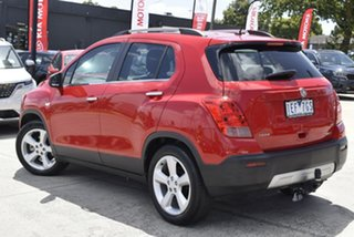 2014 Holden Trax TJ MY14 LTZ Red 6 Speed Automatic Wagon