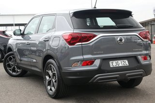 2019 Ssangyong Korando C300 MY20 ELX 2WD Grey 6 Speed Sports Automatic Wagon.