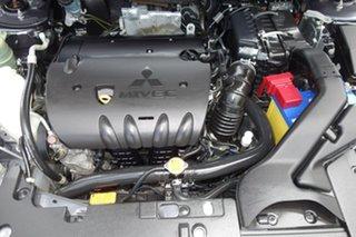 2008 Mitsubishi Lancer CH MY07 ES Grey 4 Speed Sports Automatic Wagon