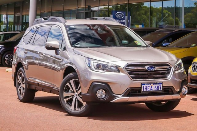 Demo Subaru Outback 2.5I Gosnells, 2020 Subaru Outback 5GEN 2.5i Vision Plus Brown Constant Variable SUV