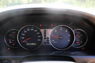2003 Toyota Landcruiser HDJ100R Sahara Silver 5 Speed Automatic Wagon