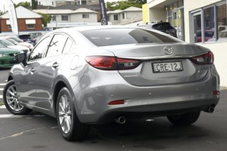 2013 Mazda 6 GJ1031 Touring SKYACTIV-Drive Aluminium 6 Speed Sports Automatic Sedan.