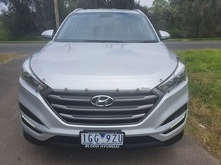 2016 Hyundai Tucson TLE Active Silver Sports Automatic Wagon