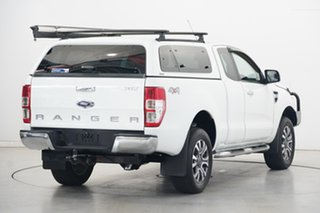 2015 Ford Ranger PX XLT Super Cab White 6 Speed Sports Automatic Utility