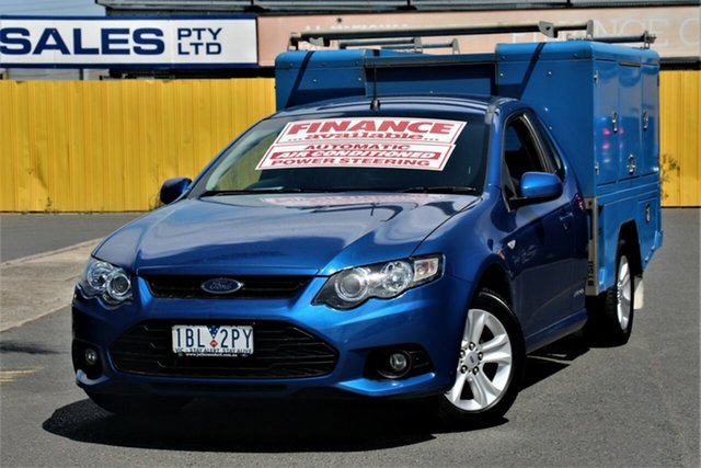 Used Ford Falcon FG MkII XR6 Ute Super Cab EcoLPi Cheltenham, 2014 Ford Falcon FG MkII XR6 Ute Super Cab EcoLPi Blue 6 Speed Sports Automatic Utility