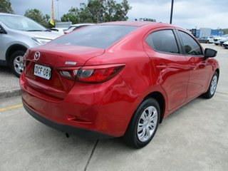 2015 Mazda 2 DL2SA6 Neo SKYACTIV-MT Red 6 Speed Manual Sedan