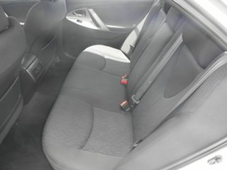 2010 Toyota Camry ACV40R Sportivo Silver 5 Speed Automatic Sedan