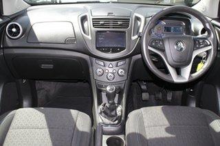 2013 Holden Trax TJ MY14 LS Summit White 5 Speed Manual Wagon