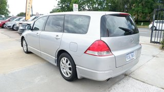 2005 Honda Odyssey 3rd Gen Luxury Silver 5 Speed Sports Automatic Wagon