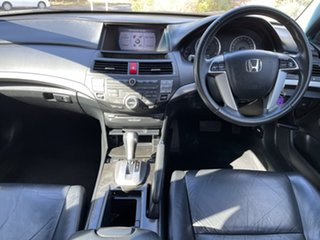 2012 Honda Accord 8th Gen MY12 V6 Luxury Silver 5 Speed Sports Automatic Sedan