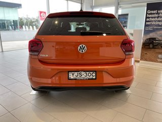 2020 Volkswagen Polo AW MY20 85TSI DSG Style 4m4m 7 Speed Sports Automatic Dual Clutch Hatchback
