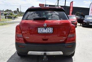 2014 Holden Trax TJ MY14 LTZ Red 6 Speed Automatic Wagon