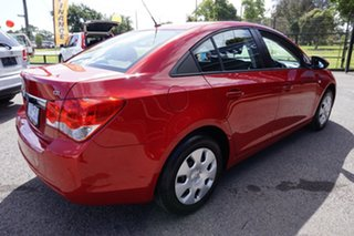 2012 Holden Cruze JH Series II MY12 CD Red Hot 6 Speed Sports Automatic Sedan