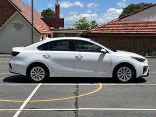 2019 Kia Cerato BD MY20 SI White 6 Speed Sports Automatic Sedan.
