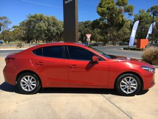 2016 Mazda 3 BN5278 Maxx SKYACTIV-Drive Soul Red 6 Speed Sports Automatic Sedan.