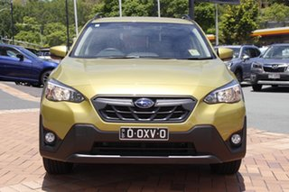 2020 Subaru XV G5X MY21 2.0i-L Lineartronic AWD Plasma Yellow-Black 7 Speed Constant Variable Wagon