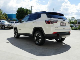 2018 Jeep Compass M6 MY18 Trailhawk White 9 Speed Automatic Wagon