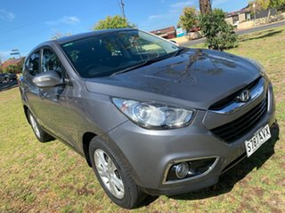 2012 Hyundai ix35 LM2 SE Steel Grey 6 Speed Sports Automatic Wagon.