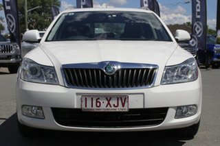 2012 Skoda Octavia 1Z MY13 90TSI DSG Special Edition Candy White 7 Speed