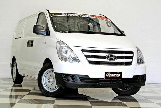 Used Hyundai iLOAD TQ Series II (TQ3) Burleigh Heads, 2015 Hyundai iLOAD TQ Series II (TQ3) White 5 Speed Automatic Van