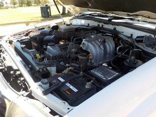 2002 Toyota Landcruiser FZJ105R GXL 4 Speed Automatic Wagon