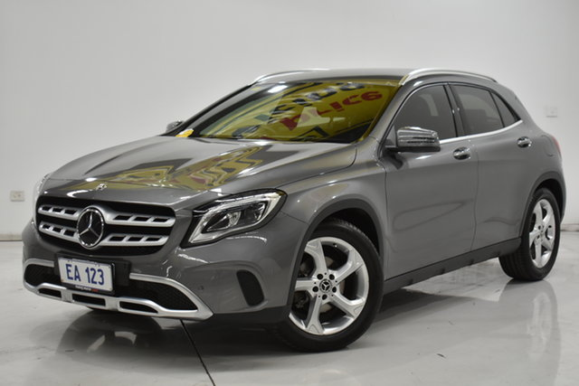 Used Mercedes-Benz GLA-Class X156 807MY GLA220 d DCT Brooklyn, 2017 Mercedes-Benz GLA-Class X156 807MY GLA220 d DCT Grey 7 Speed Sports Automatic Dual Clutch Wagon