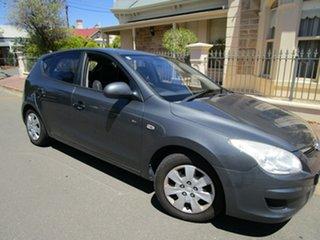 2007 Hyundai i30 FD SX 1.6 CRDi Grey 5 Speed Manual Hatchback.