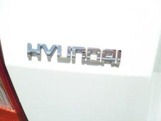 2006 Hyundai Getz TB MY06 White 4 Speed Automatic Hatchback
