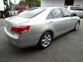 2010 Toyota Aurion GSV40R 09 Upgrade AT-X Silver 6 Speed Auto Sequential Sedan.