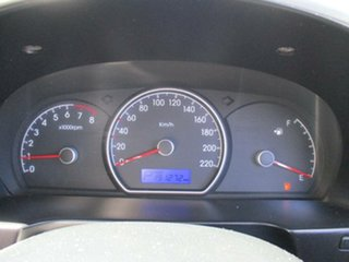2010 Hyundai Elantra HD MY10 SX White 4 Speed Automatic Sedan
