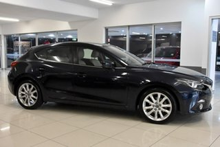 2014 Mazda 3 BM5438 SP25 SKYACTIV-Drive Astina Blue 6 Speed Sports Automatic Hatchback.