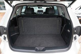 2014 Toyota Kluger GSU50R Grande (4x2) White 6 Speed Automatic Wagon
