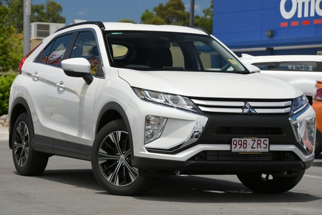 Demo Mitsubishi Eclipse Cross YA MY20 ES 2WD Aspley, 2020 Mitsubishi Eclipse Cross YA MY20 ES 2WD Starlight 8 Speed Constant Variable Wagon
