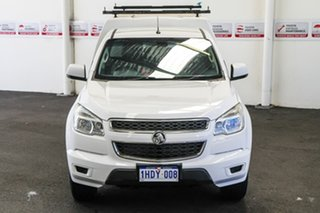 2014 Holden Colorado RG MY15 LS (4x4) 6 Speed Automatic Cab Chassis