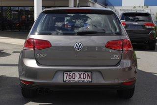 2017 Volkswagen Golf VII MY17 92TSI Trendline Limestone Grey 6 Speed Manual Hatchback
