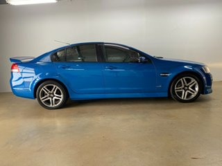 2012 Holden Commodore VE II MY12 SV6 Blue 6 Speed Automatic Sedan