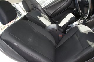 2017 Isuzu D-MAX MY17 SX 4x2 Splash White 6 Speed Manual Cab Chassis