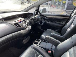 2007 Honda Odyssey 3rd Gen MY07 Silver Met/cloth 5 Speed Sports Automatic Wagon