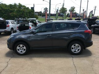 2013 Toyota RAV4 ALA49R MY14 GX AWD Grey 6 Speed Sports Automatic Wagon