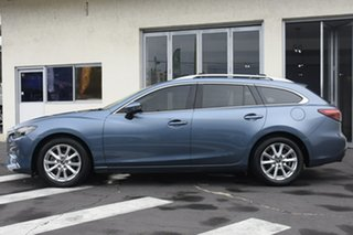 2014 Mazda 6 GJ1031 MY14 Touring SKYACTIV-Drive Blue 6 Speed Sports Automatic Wagon