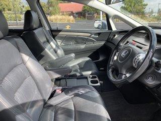 2007 Honda Odyssey 3rd Gen MY07 Silver Met/cloth 5 Speed Sports Automatic Wagon.