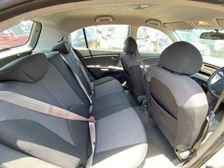 2008 Kia Rio JB MY07 LX Silver 5 Speed Manual Hatchback
