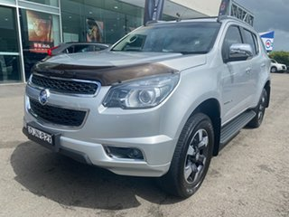 2016 Holden Colorado 7 RG MY16 Trailblazer Silver 6 Speed Sports Automatic Wagon.