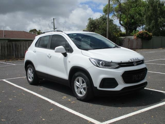 Used Holden Trax LS Timboon, 2018 Holden Trax TJ Turbo LS Summit White Automatic Wagon