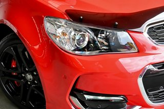 2016 Holden Commodore VF II MY16 SS V Sportwagon Redline Red 6 Speed Sports Automatic Wagon.