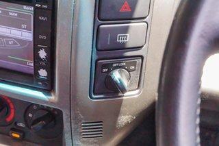 2015 Nissan Patrol Y61 GU 9 ST Silver 4 Speed Automatic Wagon.