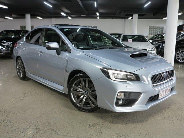Used Subaru WRX V1 MY16 Premium Lineartronic AWD Albion, 2016 Subaru WRX V1 MY16 Premium Lineartronic AWD Silver 8 Speed Constant Variable Sedan